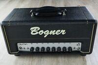Bogner Atma 3-Ch 18W Guitar Amplifier Amp Head w/ EL84 Power Tubes FX Loop