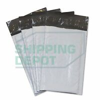 """1-1000 #000 4x8 Poly Bubble Mailers Self Seal Padded Envelopes 4""""x8"""" Secure Seal"""