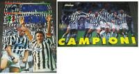 Poster FC JUVENTUS Campione D'Italia 1994-95 Scudetto 23 Calcio maxi poster