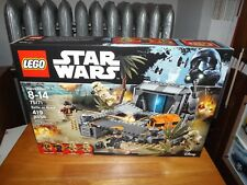 LEGO, STAR WARS, BATTLE ON SCARIF, KIT #75171, 419 PIECES, NEW IN BOX, 2017