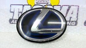 2010 - 2012 LEXUS HS250H Radiator Grille Emblem LOGO OEM