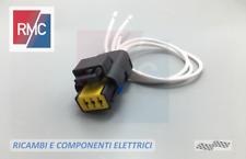 Connettore per sensore pressione gasolio carburante common rail Peugeot Ford