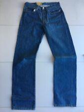 Jeans bleus Levi's 501 pour homme taille 40