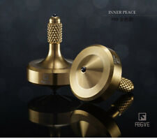Professional Spinning Top Stainless Steel Ceramic Bead CNC Precision EDC Toy