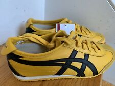 New Onitsuka Tiger THL202 Mexico 66 Size 6.5/39.5 Yellow Black