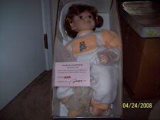 "CATHAY COLLECTION - PORCELAIN DOLL  ""ELLEN"""