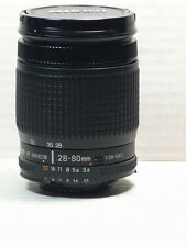 Nikon Nikkor AF 28-80 mm f3.5-5.6 Lente Per Nikon D5300 D7000 D7100 D3200 D300S