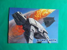 ►►rare Polish postcard picture Star Wars Battle of Howth
