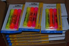 Lot Of 36pcs Highlighter Pen Marker School Office Wholesale Free Shipping