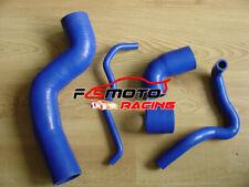 Silicone Turbo Boost Radiator Hose For VW MK4 Golf Bora Audi A4 A3 TT PQ34 1.8T
