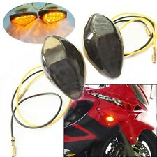 LED Flush Smoke Turn Signals Light Fit Honda CBR600RR 2003-2012 2004 05 06 07 08