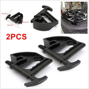 2Pieces Car Tire Changer Bead Clamp Breaker Manual Portable Hand Tool Universal