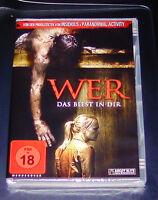 Wer Das Biest en Contigo DVD más Rápido Envío Nuevo y Emb. Orig.