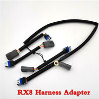 1pc RX8 Harness Adapter For GM Truck Mazda LS2 LS7 Ignition Coil Packs Connector
