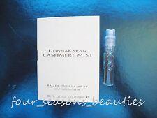 NEW Donna Karan Cashmere Mist Eau de Parfum Women Sample Spray 0.05 oz/ 1.5 ml