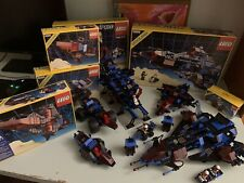 COMPLETE SPACE POLICE I LEGO SET From 1989 - 6986 6955 6886 6781 6895 6831