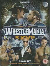 WWE Wrestling umnd 27 (DVD, 2011, 3-Disc Set) kostenloser Versand