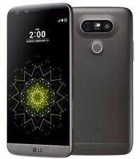 """Débloqué Téléphone 5.3"""" LG G5 H860N Dual SIM 32GB 3G/4G LTE 16MP Android - Gris"""