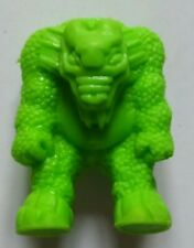 MIMP monster in my pocket neon green Behemoth Behemot NR #4 meg matchbox