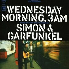 Simon And Garfunkel - Wednesday Morning, 3 A.M. CD