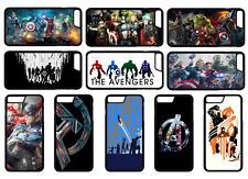 MARVEL AVENGERS Superhero Phone Case Cover iPhone 4s 5s SE 6s 7 8 Plus (A)