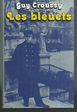 Les bleuets.Guy CROUSSY.France loisirs C006