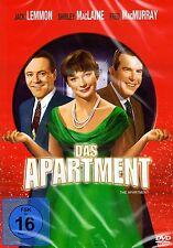 DVD NEU/OVP - Das Apartment - Jack Lemmon & Shirley MacLaine