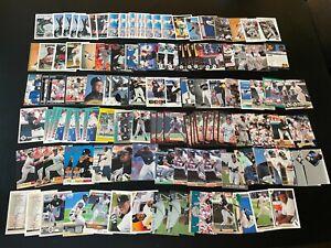 121 Card Frank Thomas Lot 2001 Bowman + Chicago White Sox HOF