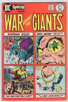 DC Special Presents War Againist The Giants #10 FN
