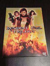 Resident Evil Trilogy (DVD)