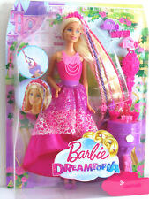 Mattel DKB62 Barbie Dreamtopia Zauberhaar Königreich Flechtspaß Prinzessin Puppe
