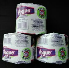** 6 ROLLS OF INDIVIDUALLY WRAPPED TOILET PAPER ** SHIPPED FROM USA