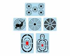 Shooting Targets STENCIL Super Bundle - Paint Your Own Practice Targets
