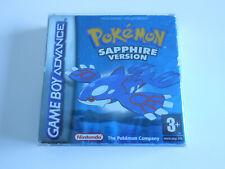 Pokemon Sapphire ( nintendo gameboy advance game ) complete and genuine