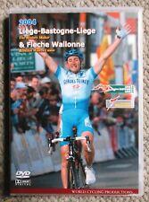 2004 Liege-Bastogne-Liege Fleche-Wallonie World Cycling Productions 2 DVD clean
