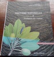 HISTOIRE NATURELLE  LA REUNION LA FOURNAISE EVOLUTION DES ESPECES SOPHIE LAVAUX