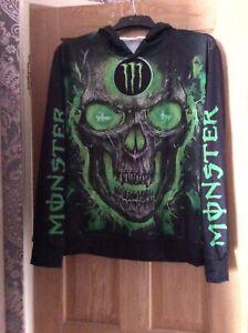 Monster Hoodie M