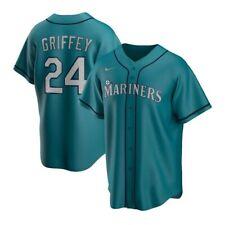 Ken Griffey Jr #24 Seattle Mariners Baseball Jersey Shirt, Ken Griffey Jr Shirt