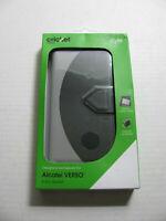 Alcatel Verso Smartphone Cricket Case Folio Wallet Cover New AALF7052