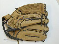 EASTON Tanned Leather Left Hand Glove Mitt RHT Baseball/Softball 13 inch