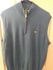Masters Vest By Peter Millar Size M