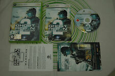 Ghost recon advanced warfighter 2 xbox 360 pal