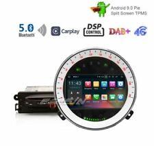 "AUTORADIO 7"" Android 10 Wifi Mini Cooper GPS Navigatore Mp3 Mp4 Bluetooth 24H"