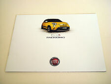 Fiat . 500 . Fiat 500L Trekking . August 2013 Sales Brochure