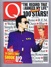 U2 / BONOQ MagazineNo.105 June1995