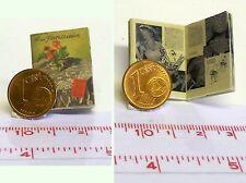 1317# Miniatur Häkelanleitungen ca. 1950 - Puppenhaus - Puppenstube - M1zu12