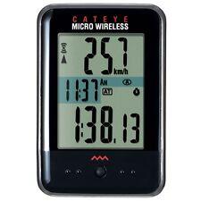 CatEye Micro Wireless Cycling Computer CC-MC200W: Black