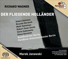 Der Fliegende Holl-Nder, New Music