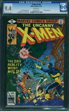 X MEN # 128 US Marvel 1979 John Byrne Presque comme neuf 9.4 CGC