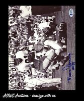 Autographed 8x10 Photo - NFL - Green Bay Packers - Marv Fleming - Beckett
